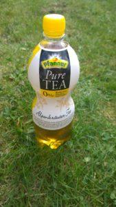 Pfanner Pure tea Alpenkräuter Tee